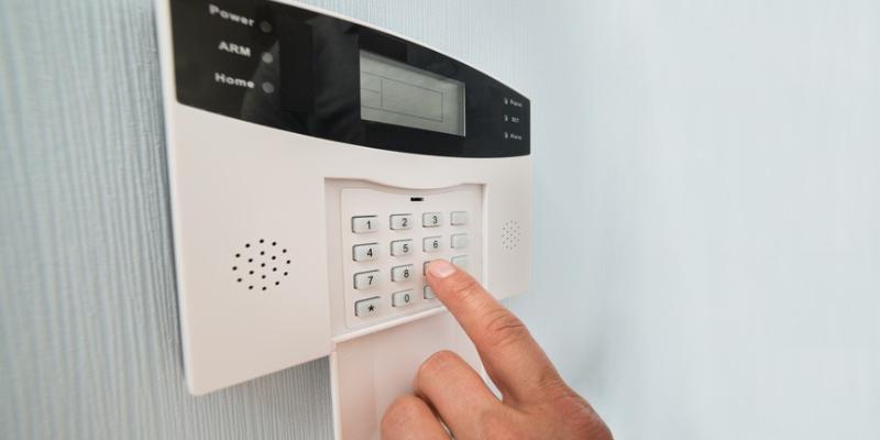 Le changement des piles des alarmes non filaires